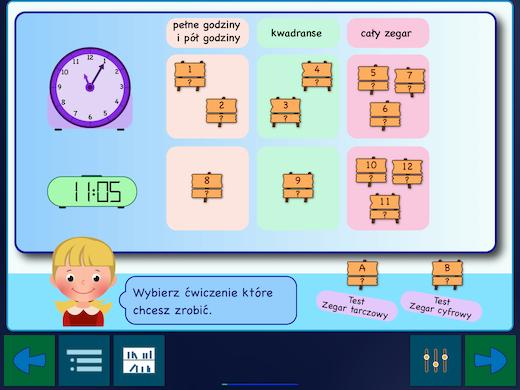 Obejrzyj film promocyjny aplikacji MagiWise do nauki zegara dla dzieci.
